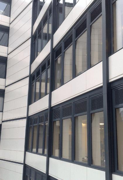 Side shot of building
